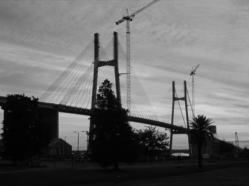 2002 Stay Cable Bridge over the Paraná River, Argentina